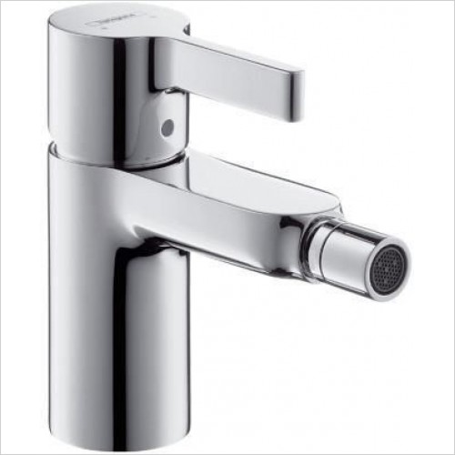 Hansgrohe Taps - Metris S Single Lever Bidet Mixer