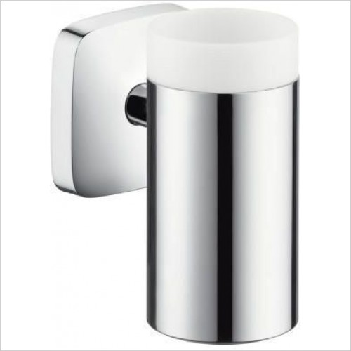Hansgrohe - Accessories - Puravida Toothbrush Tumbler Holder
