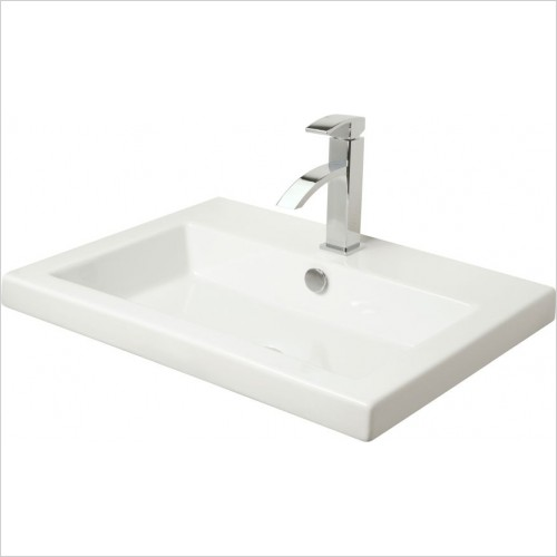 Miller Optional Accessories - London/New York Basin Rectangular
