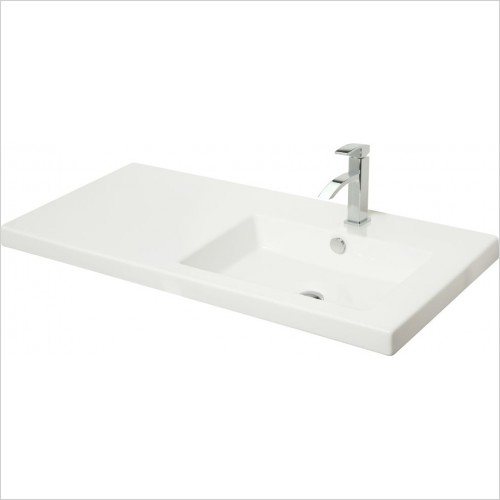 Miller Optional Accessories - Full Cover Basin 100cm