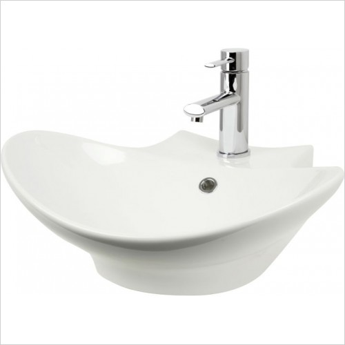 Miller Optional Accessories - Basin Ceramic 500mm