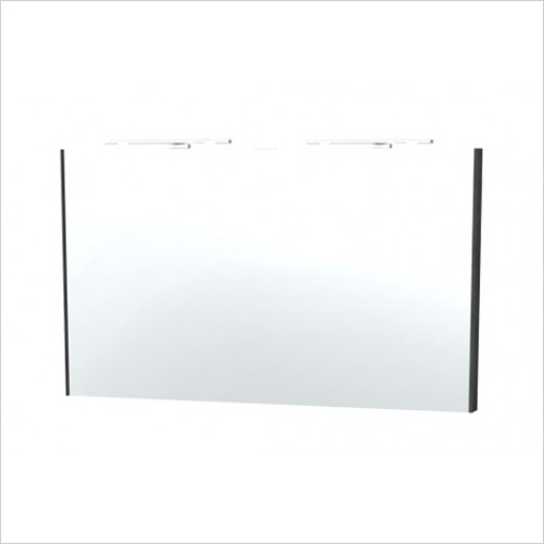 Miller Accessories - London/New York Mirror 120cm