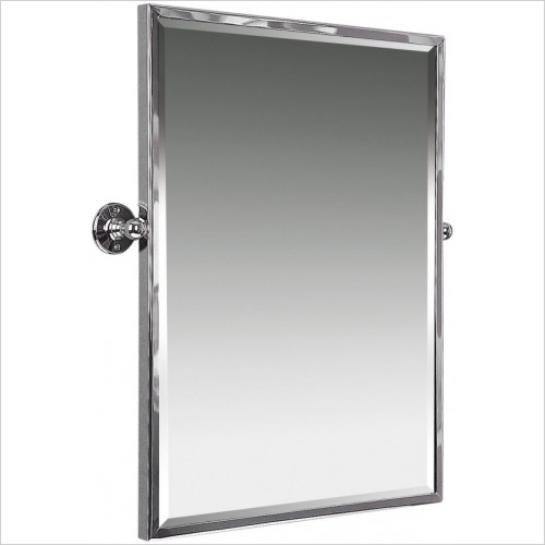 Miller Accessories - Classic Framed Swivel Mirror