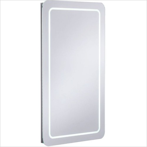 Crosswater Accessories - Celeste Mirror 800 x 450mm LED