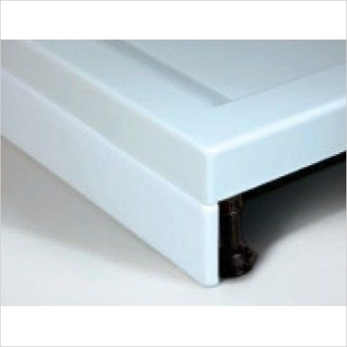 Merlyn Optional Extras - MStone Riser Kit 1 For Offset Quad Tray 1200 x 900mm