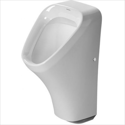 Duravit Urinals - DuraStyle Urinal Concealed Inlet Battery Supply Fly