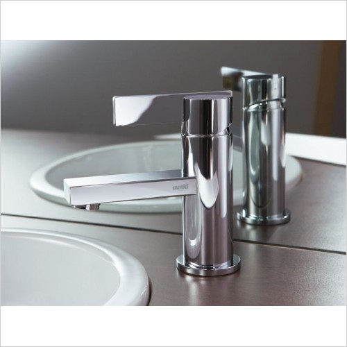 Matki Taps - Mono Elixir Blade Design Single Lever Basin Filler