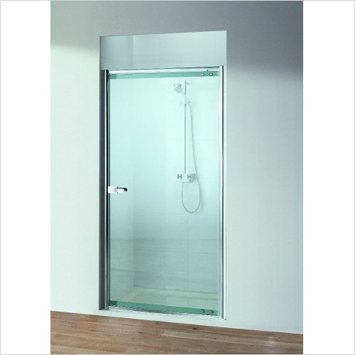 Colonade Pivot Door 700mm GG