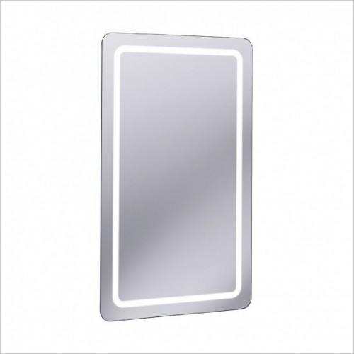 Crosswater Accessories - Celeste LED Lit Mirror 800 x 600mm