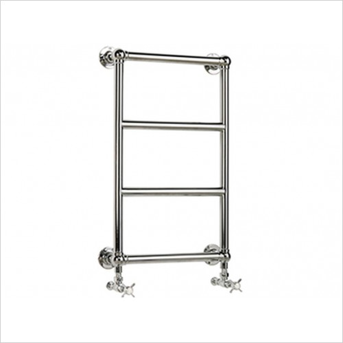 Heritage Heating - Portland Wall-Mounted Heated Towel Rail
