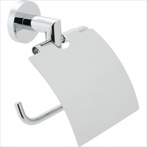 VADO Accessories - Spa Covered Paper Holder Wall Mounted