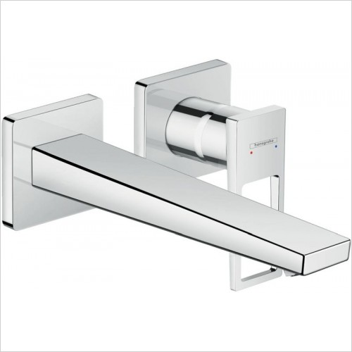 Hansgrohe Taps - Metropol Single Lever Basin Mixer, Concealed Installation