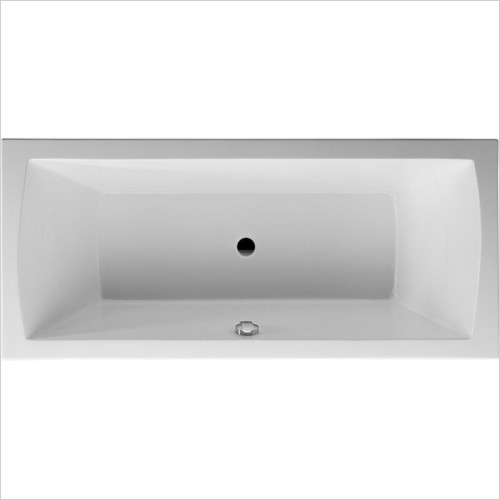 Duravit Baths - Daro Bathtub 1800x800mm Built-In Version Incl Feet