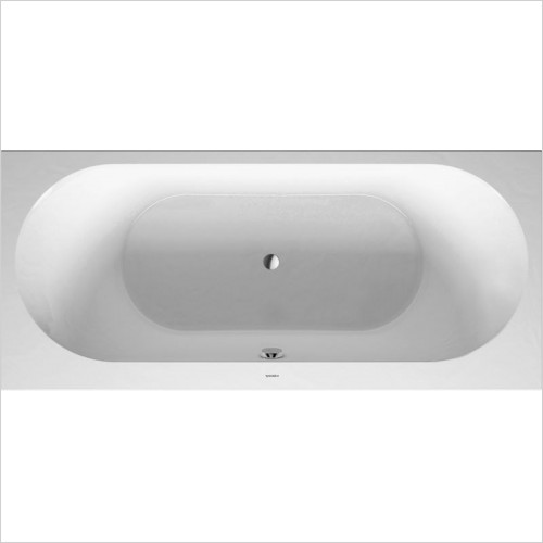 Duravit Baths - Darling New Bathtub 1800x880mm Built-In Incl Support Frame
