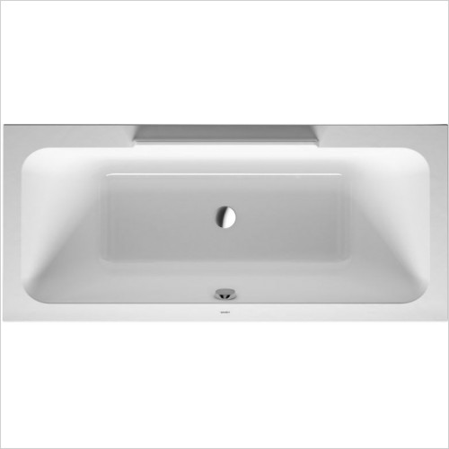Duravit Baths - DuraStyle Bathtub 1800x800mm Built-In Or For Panel