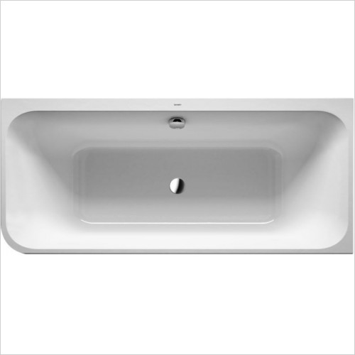 Duravit Baths - Happy D.2 Bathtub 1800x800mm Corner Right