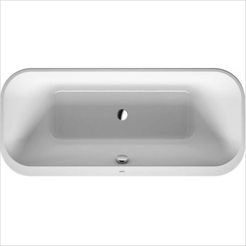 Duravit Baths - Happy D.2 Bathtub 1800x800mm Lay-On Version