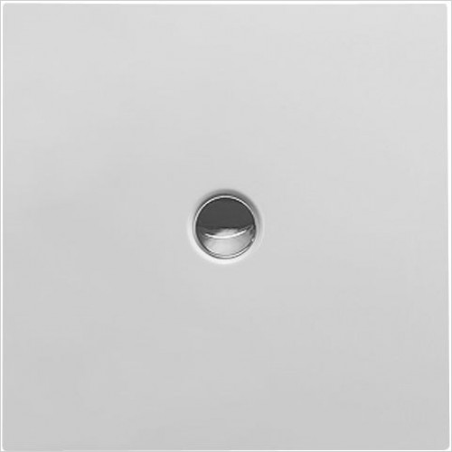 Duravit Showers - DuraPlan Shower Tray 800x800mm Flush Fitting With Antislip
