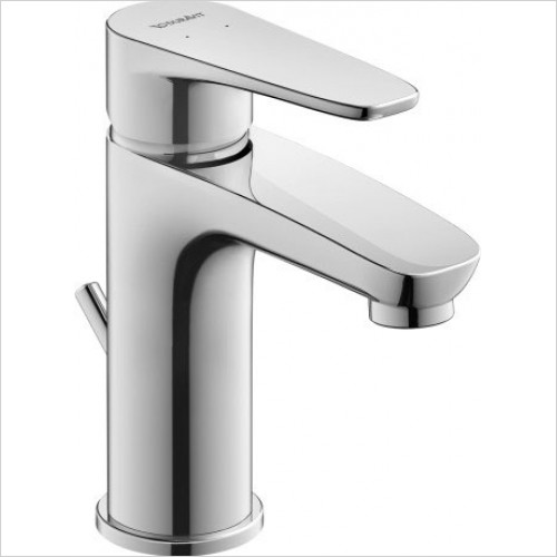 Duravit Taps - B1 Single Lever Basin Mixer S - With Waste and Lever -101mm