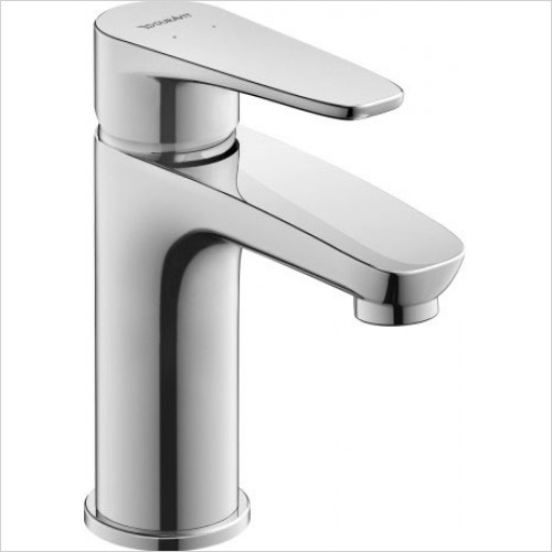 Duravit Taps - B1 Single Lever Basin Mixer S - No Waste -101mm