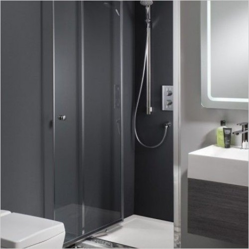 Showers with Infold Doors