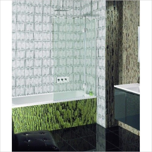 Crosswater Shower Enclosures - Ten Bath Screen