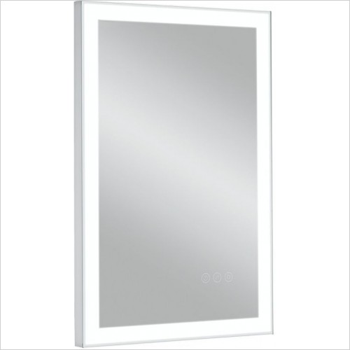 Crosswater Accessories - Dune Mirror 400x600