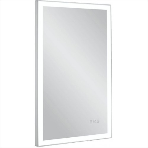 Crosswater Accessories - Dune Mirror 500x800