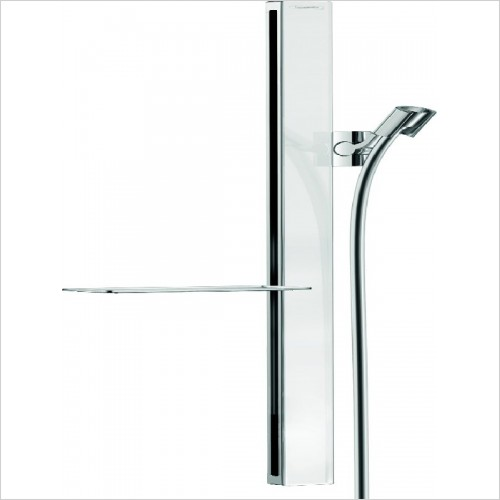 Hansgrohe Showers - Unica'E Wall Bar 0.90m