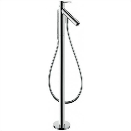 Axor Showers - Starck Floorstanding Single Lever Bath Mixer