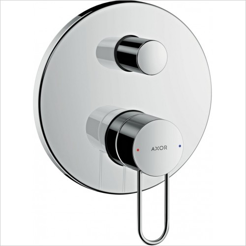 Axor Showers - Uno Single Lever Bath Mixer For Concealed Installation
