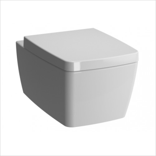 Vitra Toilets - M-Line 56cm Wall Hung Rimless WC Pan