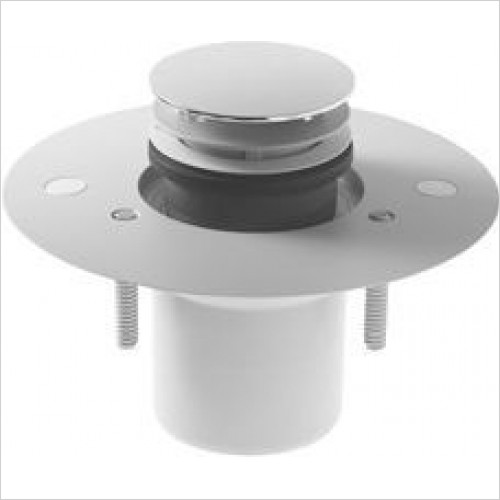 Duravit Showers - Outlet Drain For Flush Fitting Shower Tray Vertical Outlet