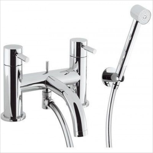 ClearwaterTaps - Bath Shower Mixer With Hose & Handset