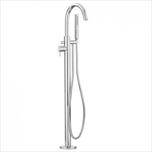 ClearwaterTaps - Elegante Floor Standing Bath Shower Mixer
