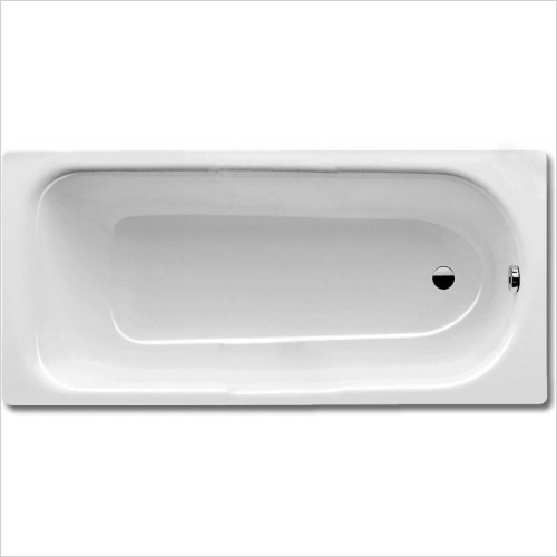 Kaldewei Baths - 375-1 Advantage Saniform Plus 180x80x43cm 2TH, Grip Holes