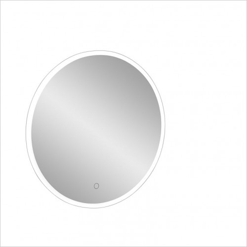 Crosswater Accessories - Infinity Illuminated Mirror 500 Ø