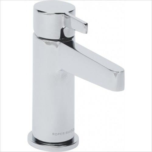 Roper Rhodes Taps - Aim Mini Basin Mixer With Click Waste