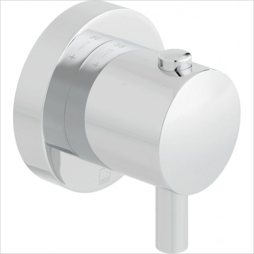 VADO Showers - Celsius Concealed Thermostatic Mixing Valve