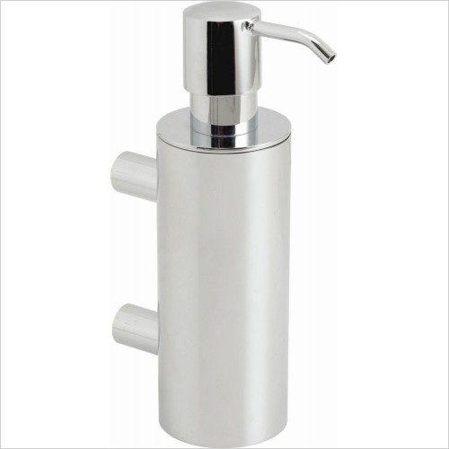 VADO Accessories - Elements Soap Dispenser Wall Mounted