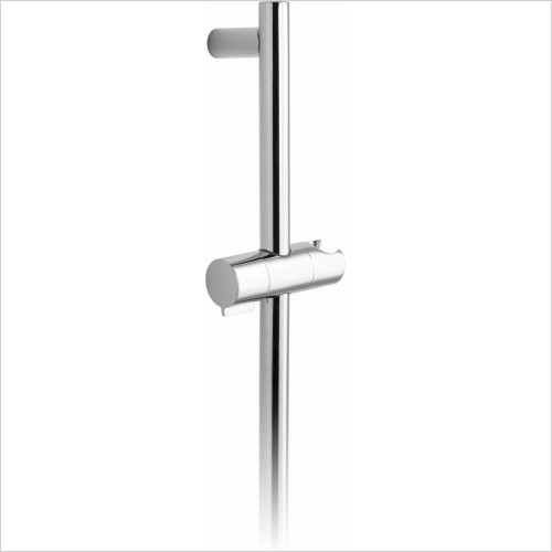 VADO Showers - Space Slide Rail Kit With Twist Control