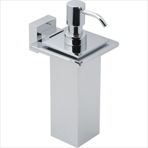 VADO Accessories - Level Soap Dispenser Wall Mounted