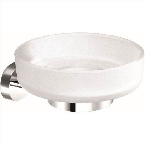 VADO Accessories - Life Soap Dish & Holder Wall Mounted
