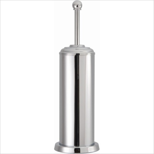 VADO Accessories - Tournament Toilet Brush & Holder Free Standing