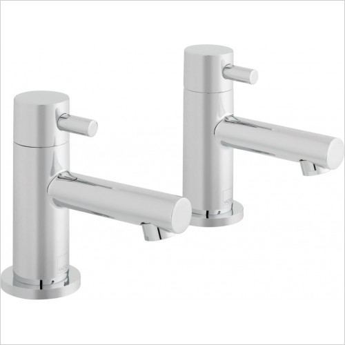 VADO Taps - Zoo Basin Pillar Taps Deck Mounted