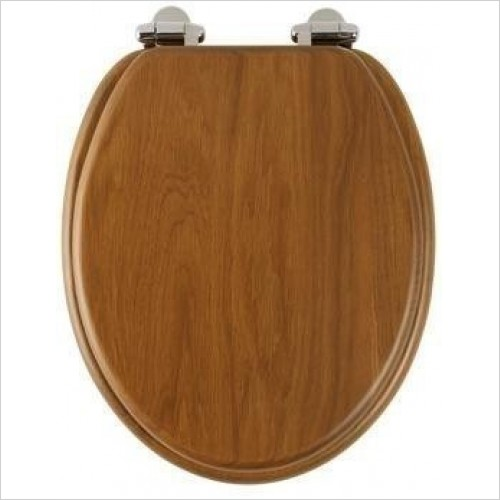 Roper Rhodes Toilet Seats - Traditional Soft Close Toilet Seat