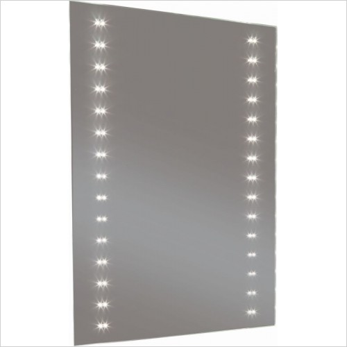 Roper Rhodes Accessories - Clarity Pulse LED Mirror 800 x 600 x 50mm