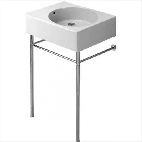 Duravit Optional Extras - Scola Metal Console For Washbasin