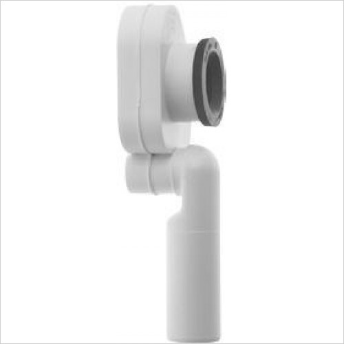 Duravit Optional Extras - Siphon With Syphonic Action Vertical Outlet 1-4 Litre Flush