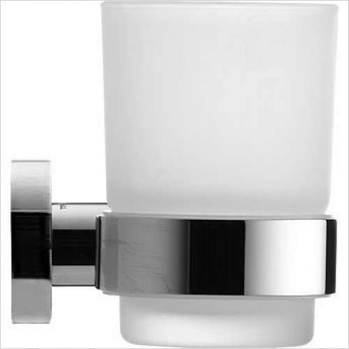 Duravit Accessories - D-Code Tumbler Holder Right Side